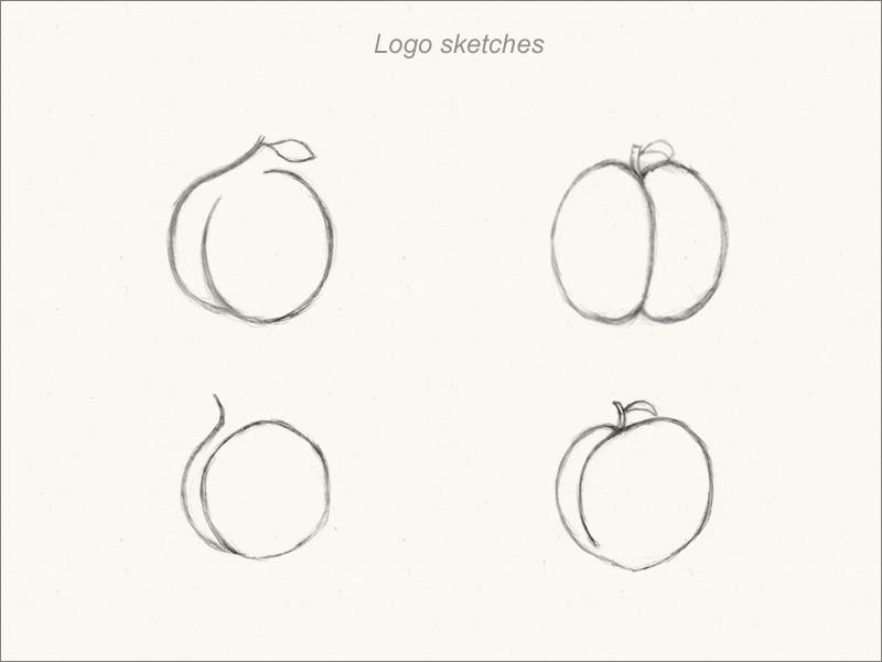 Peachy Sketches