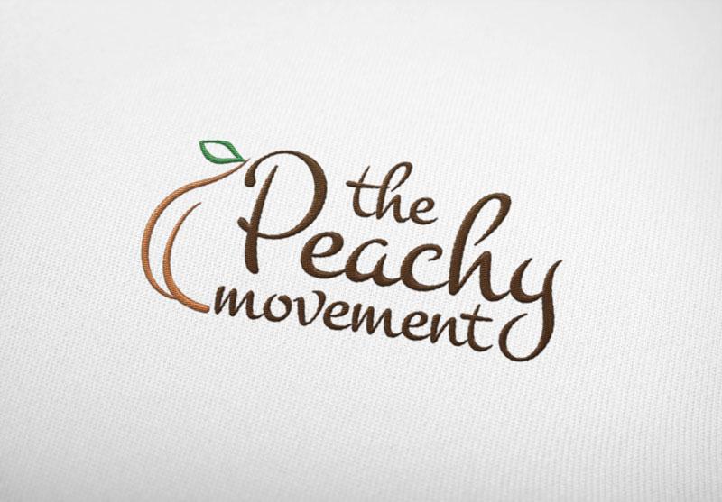 The Peachy Movement Logo