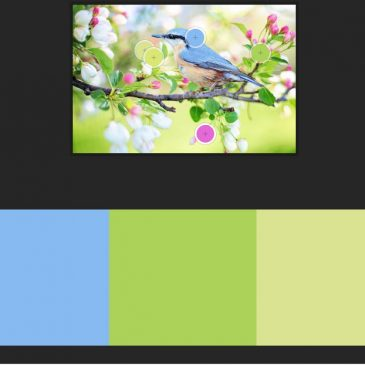 New Spring Color Palettes