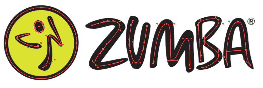 Zumba Logo Refresh